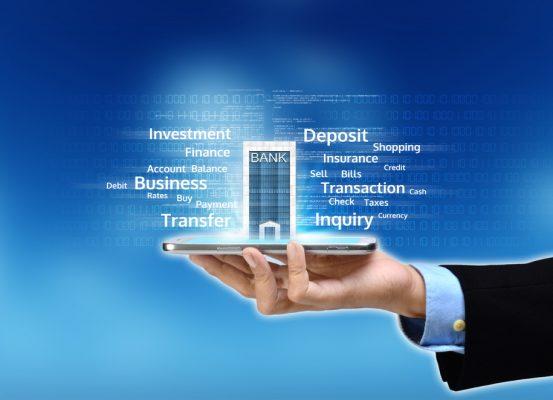 بانکداری مجازی